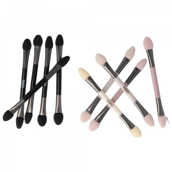 PARSA Beauty Lidschattenapplikatoren Misch VE 5 Stück